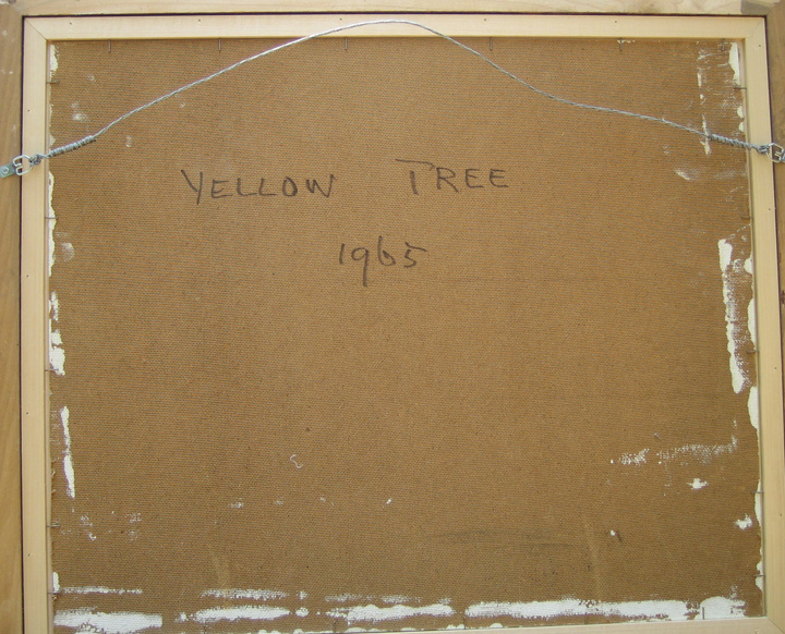 image: YELLOW TREE