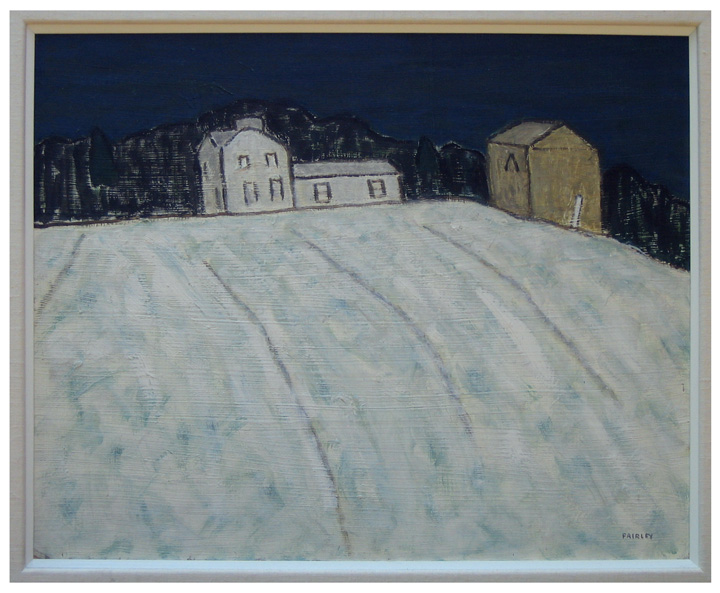 Buy WHITE HOUSE, WINTER NIGHT (click for more detail)