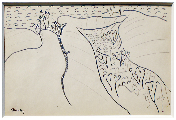 image: GEORGIAN BAY SKETCHES - I