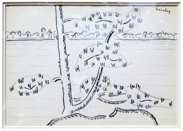 image: GEORGIAN BAY SKETCHES - II